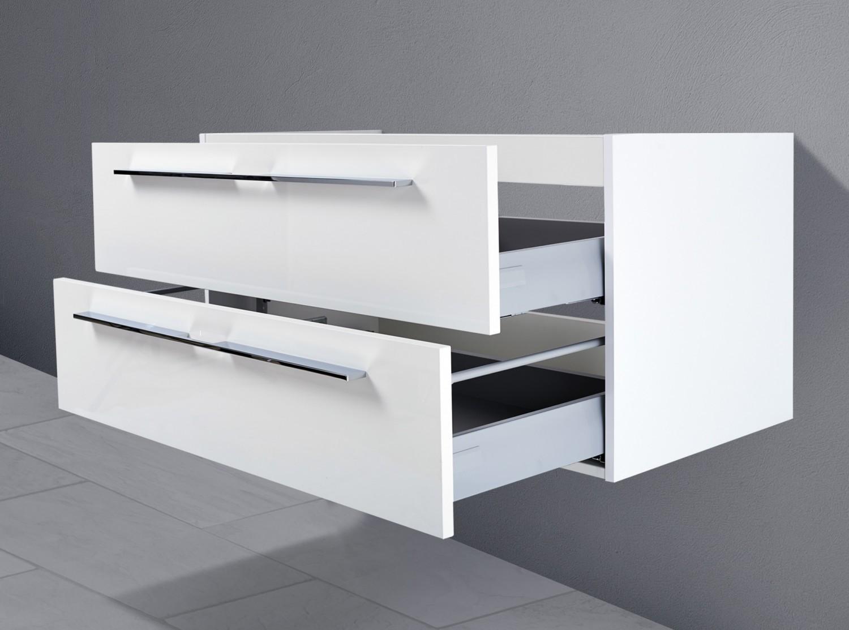 Doppelwaschtisch duravit  Duravit D-Code Bad-Unterschränke - designbaeder.com | designbaeder.com