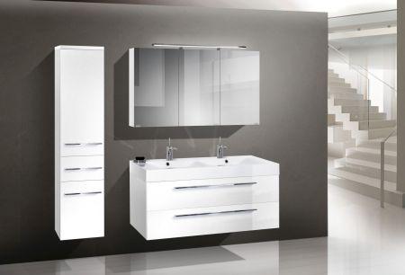 Moderne badezimmermöbel doppelwaschbecken  Design Badmöbel online kaufen | designbaeder.com