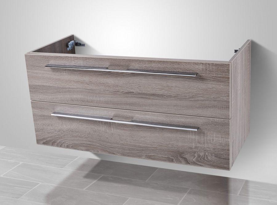 Fabulous Waschtisch Unterschrank zu Duravit Vero 100 cm  GC22