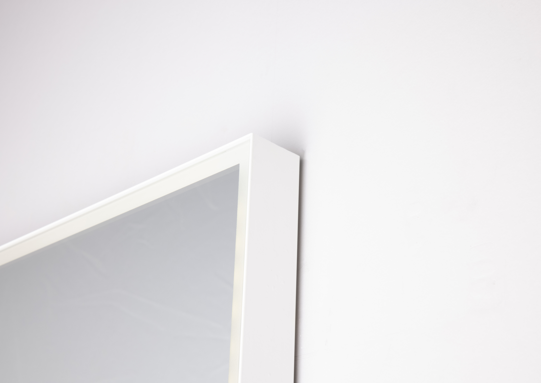 Intarbad Cubo Badmobel Set Grifflos 120 Cm Waschtisch Mit