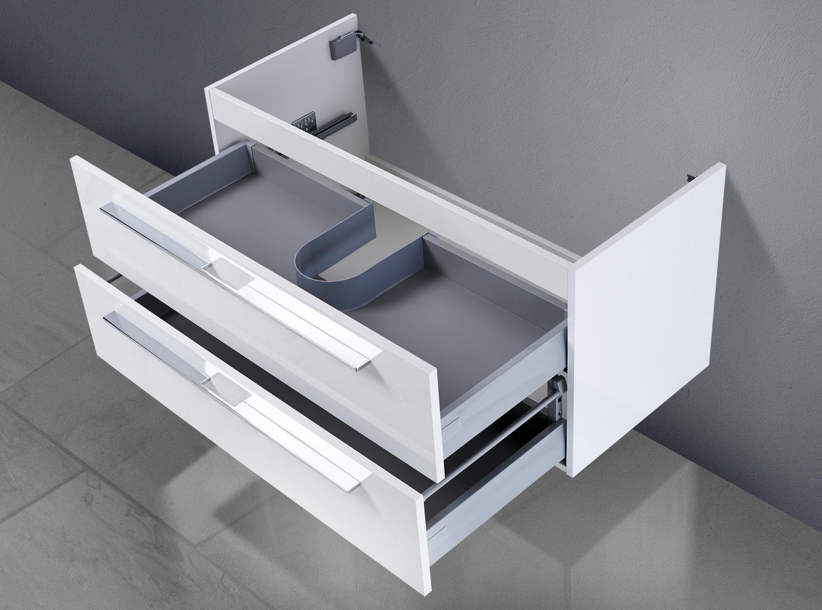 keramag icon 60 cm unterschrank waschbeckenunterschrank zu waschtisch. Black Bedroom Furniture Sets. Home Design Ideas