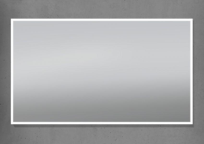 Design Spiegel Led 120x70cm Design Lichtspiegel mit Memory-Funktion