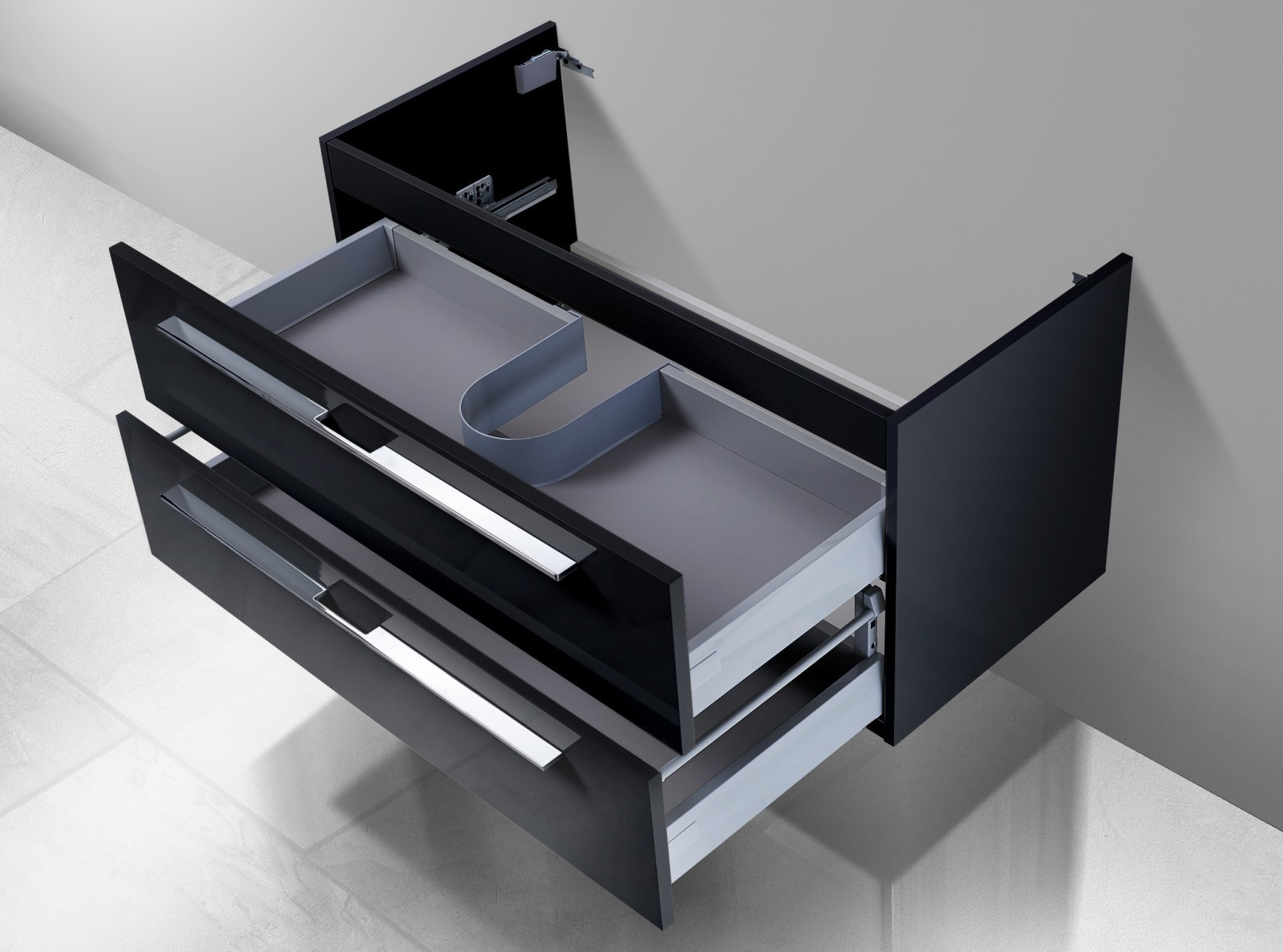 unterschrank zu duravit vero 120 cm. Black Bedroom Furniture Sets. Home Design Ideas