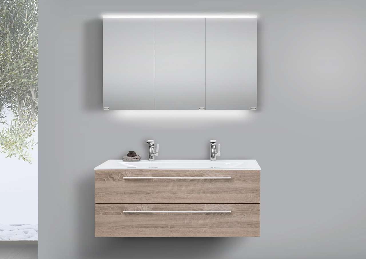 trueffel stahl badm bel sets online kaufen m bel suchmaschine. Black Bedroom Furniture Sets. Home Design Ideas