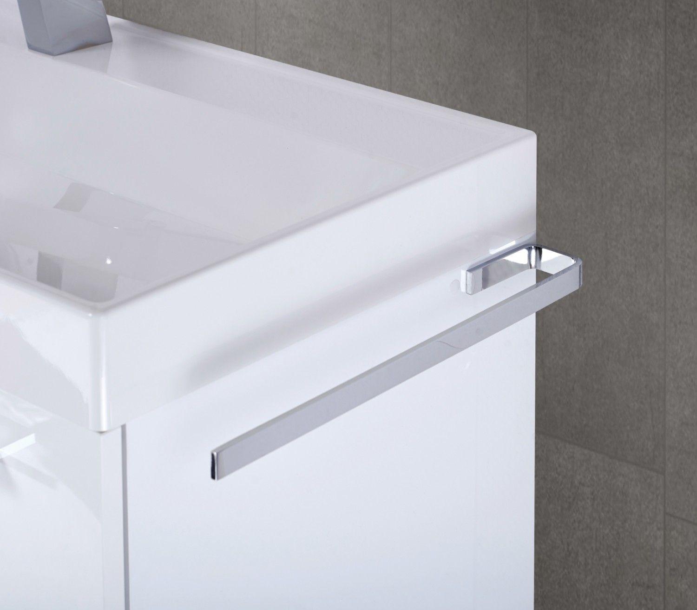Handtuchhalter Bad Chrom Design Handtuchstange Bad Accessoires |  Designbaeder.com