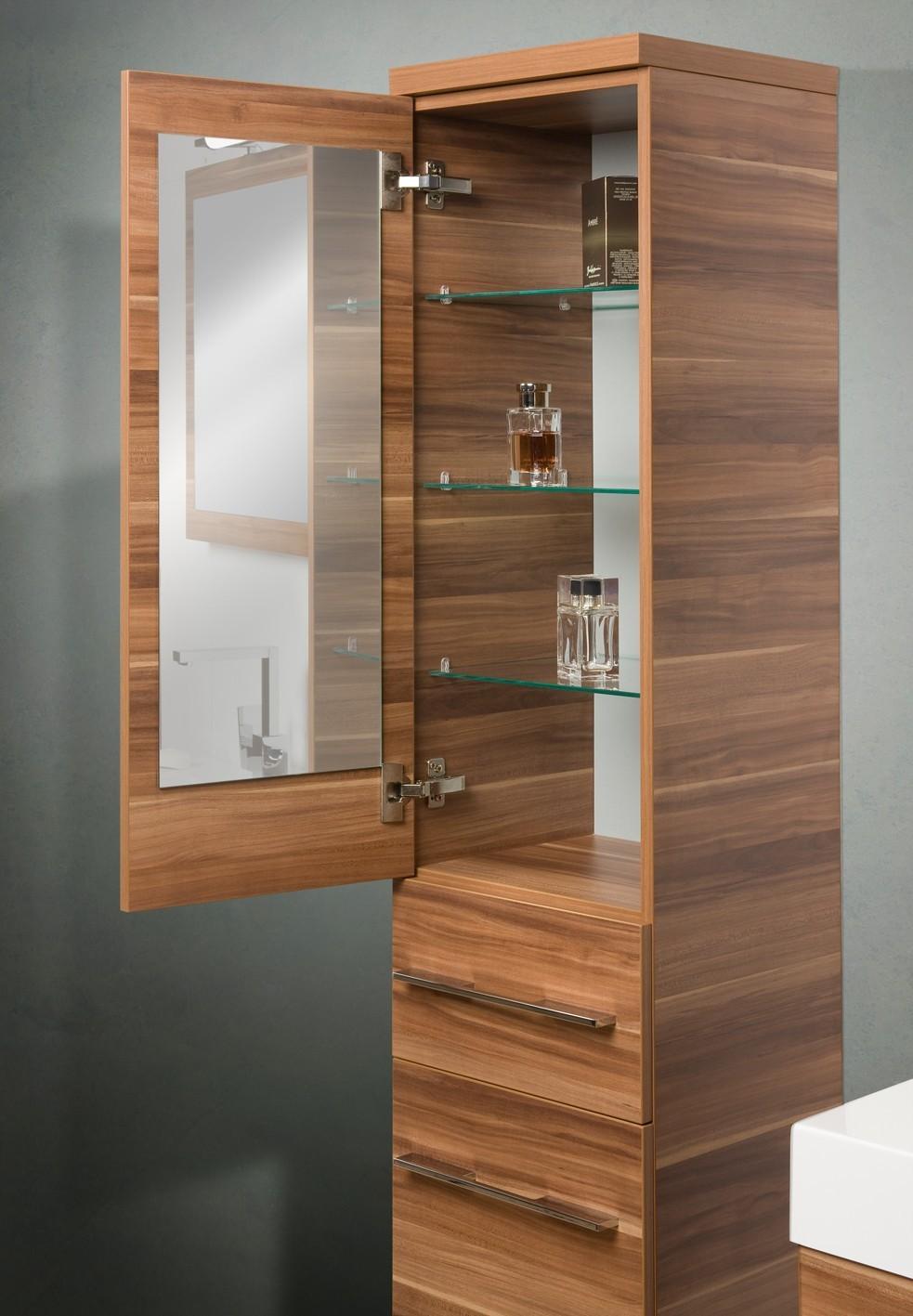 Design badm bel set mit waschbecken und doppelwaschtisch for Badmobel set doppelwaschtisch
