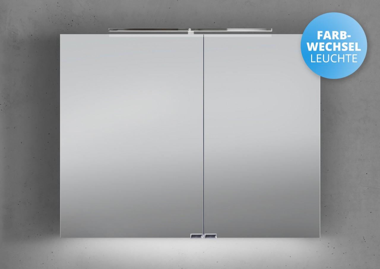 hochglanz pinie Spiegelschränke fürs Bad online kaufen