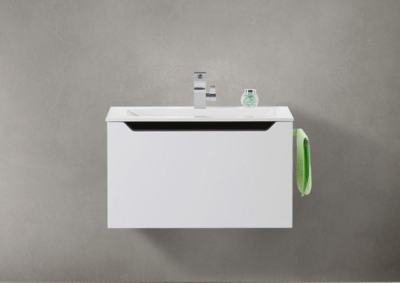 Waschtisch set 80 cm - Badezimmermobel ebay ...