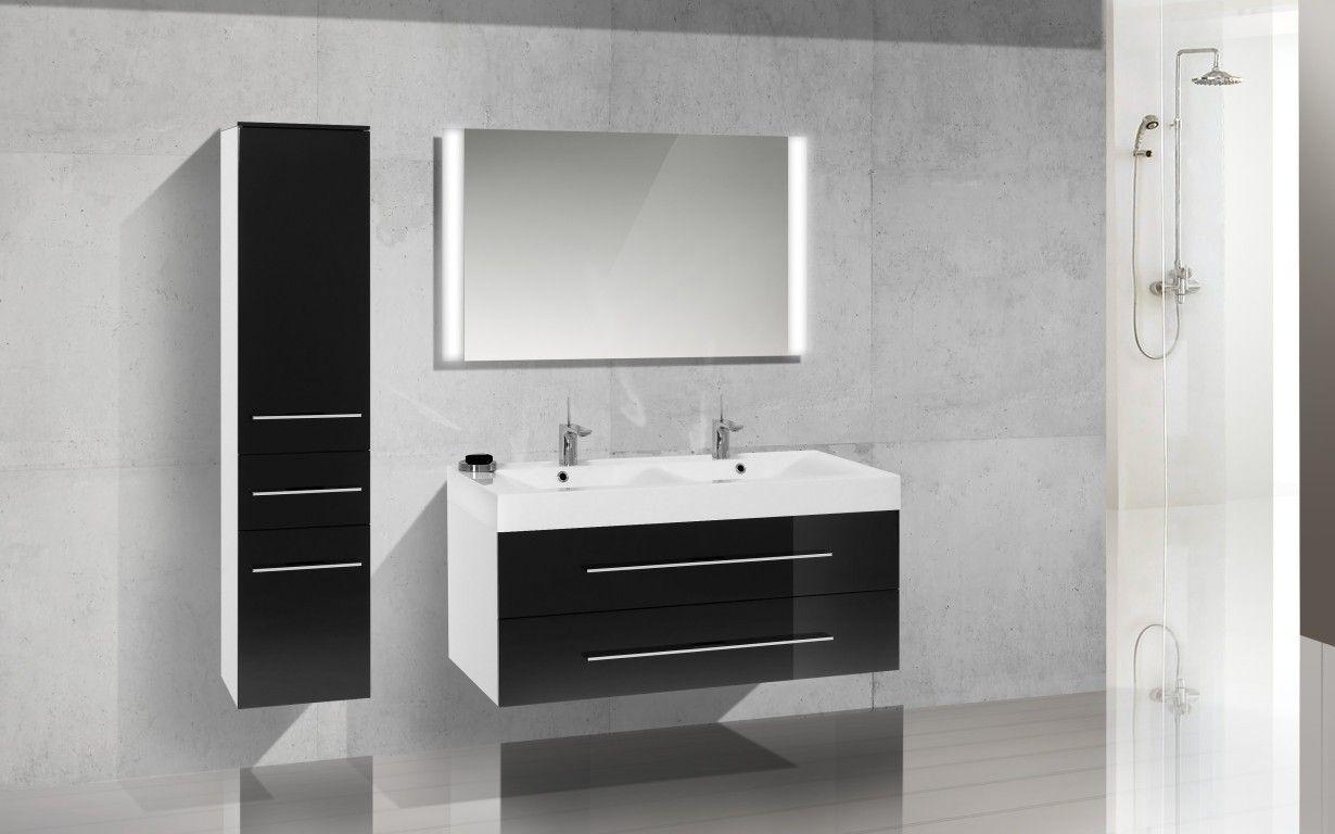 doppelwaschbecken modern ma e. Black Bedroom Furniture Sets. Home Design Ideas