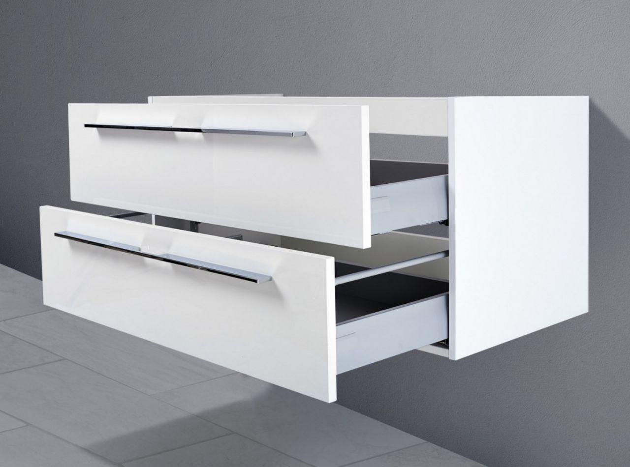 waschtisch unterschrank zu keramag renova nr 1 plan 85 cm waschbeckenunterschra ebay. Black Bedroom Furniture Sets. Home Design Ideas