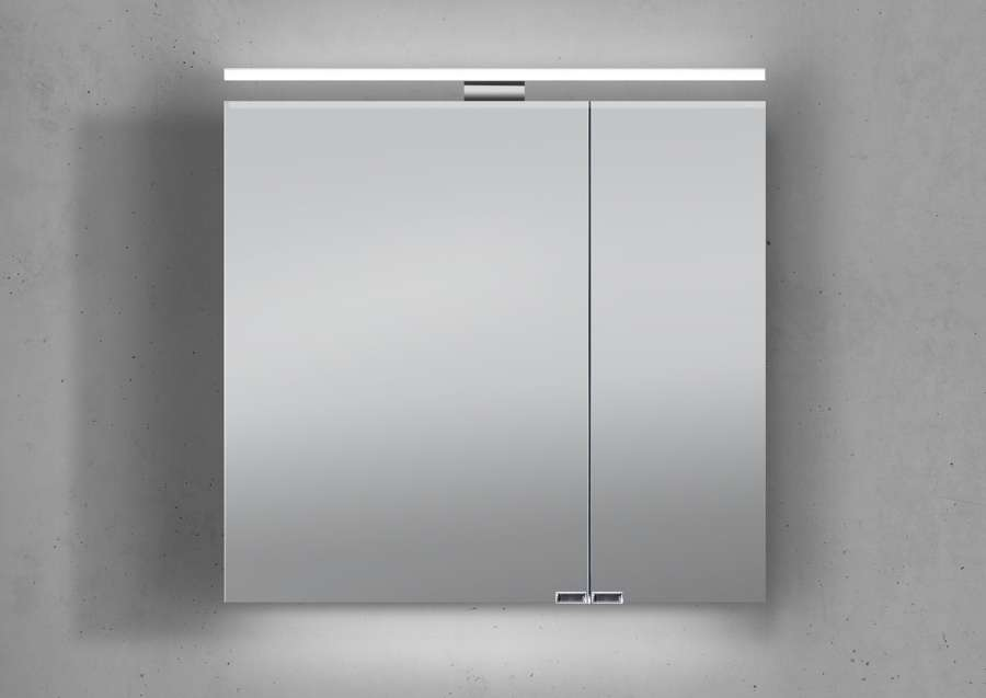 spiegelschrank 60 cm led beleuchtung doppelt verspiegelt, Badezimmer ideen