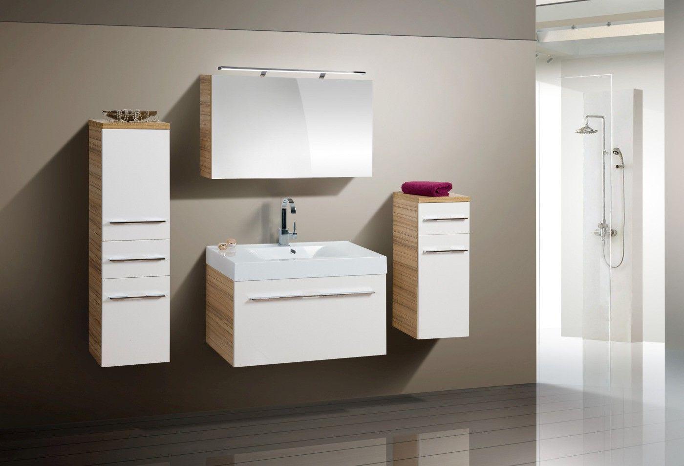 doppelwaschbecken mit unterschrank und spiegelschrank. Black Bedroom Furniture Sets. Home Design Ideas