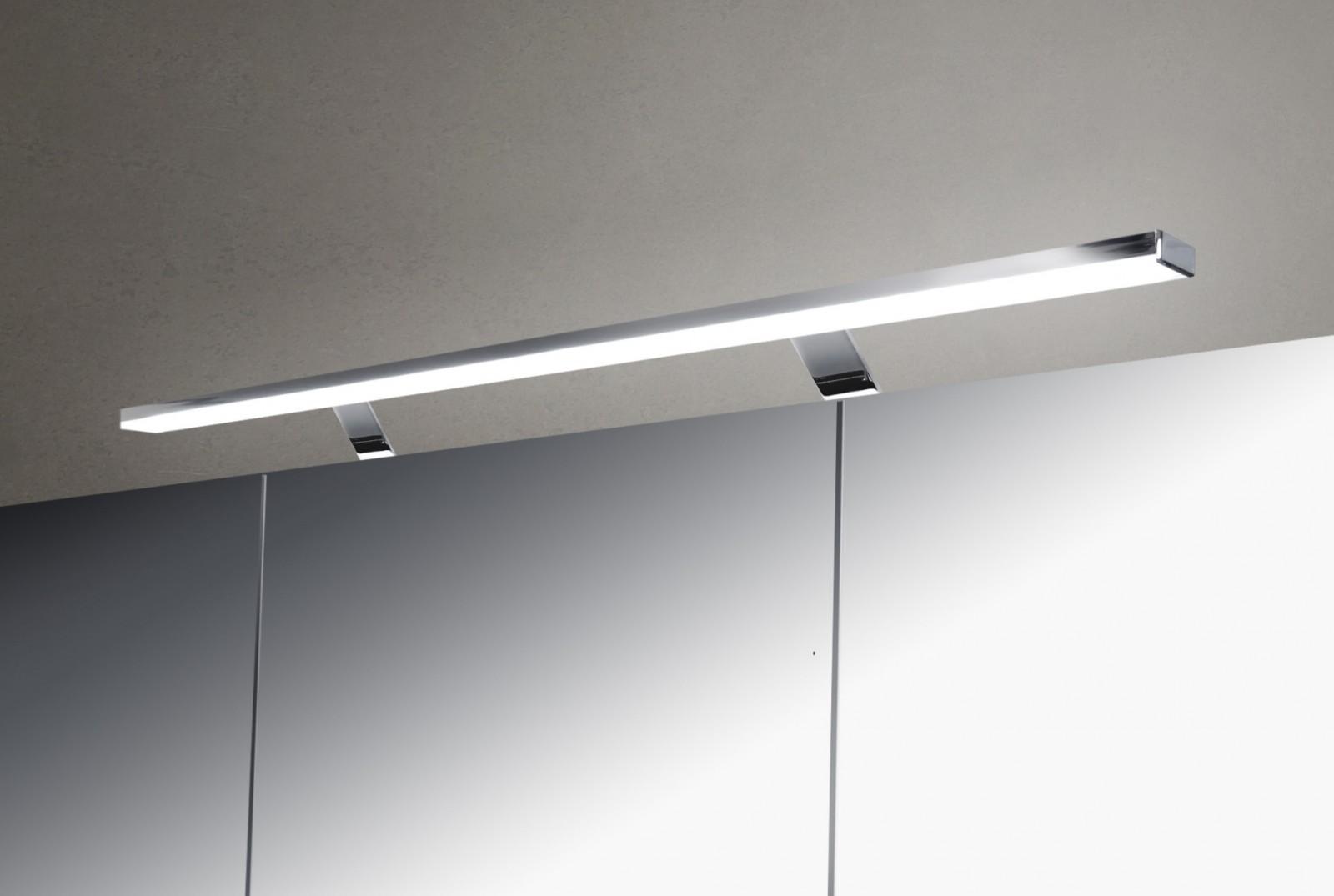 design badezimmerm bel set mit lichtspiegel und waschtisch. Black Bedroom Furniture Sets. Home Design Ideas
