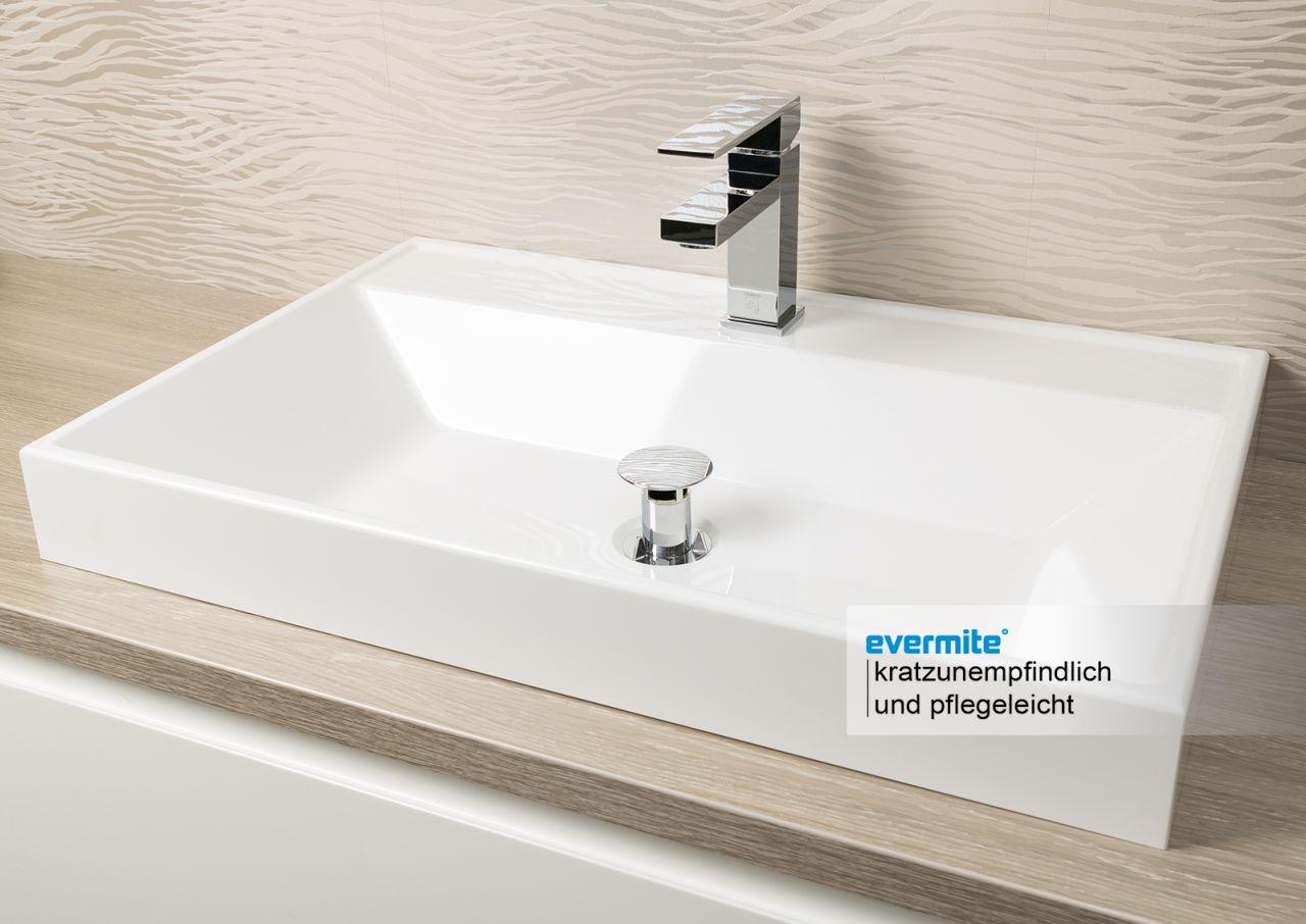 Badezimmer set mit spiegelschrank und waschbecken luxor ebay for Badezimmer sets mit waschbecken