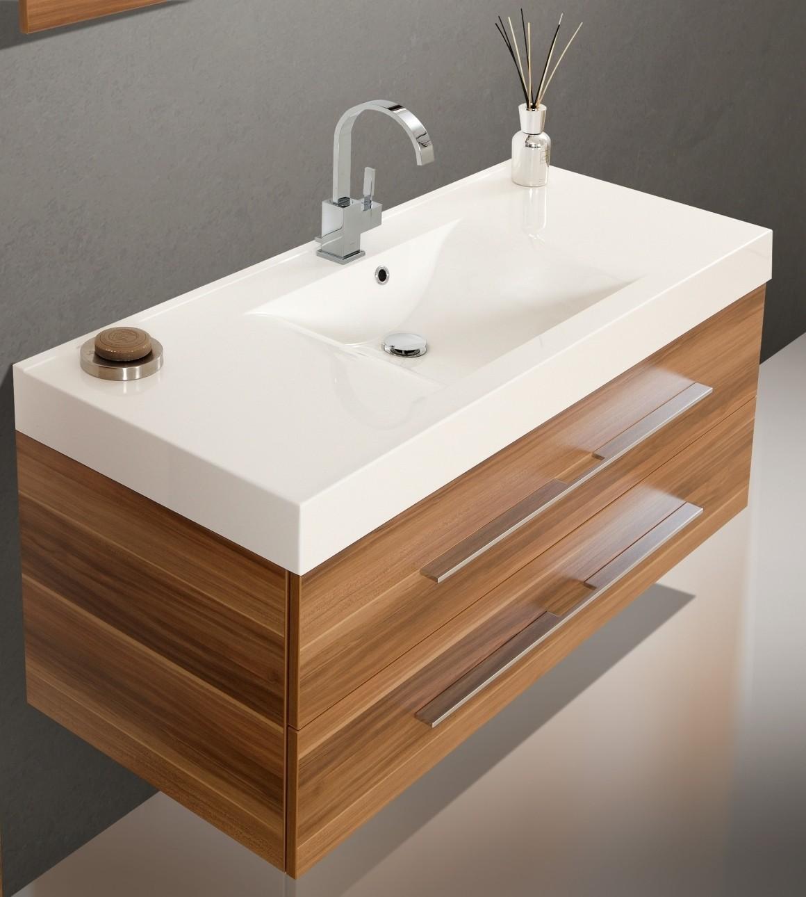 badm bel set mit lichtspiegel und 120 cm waschbecken 555. Black Bedroom Furniture Sets. Home Design Ideas