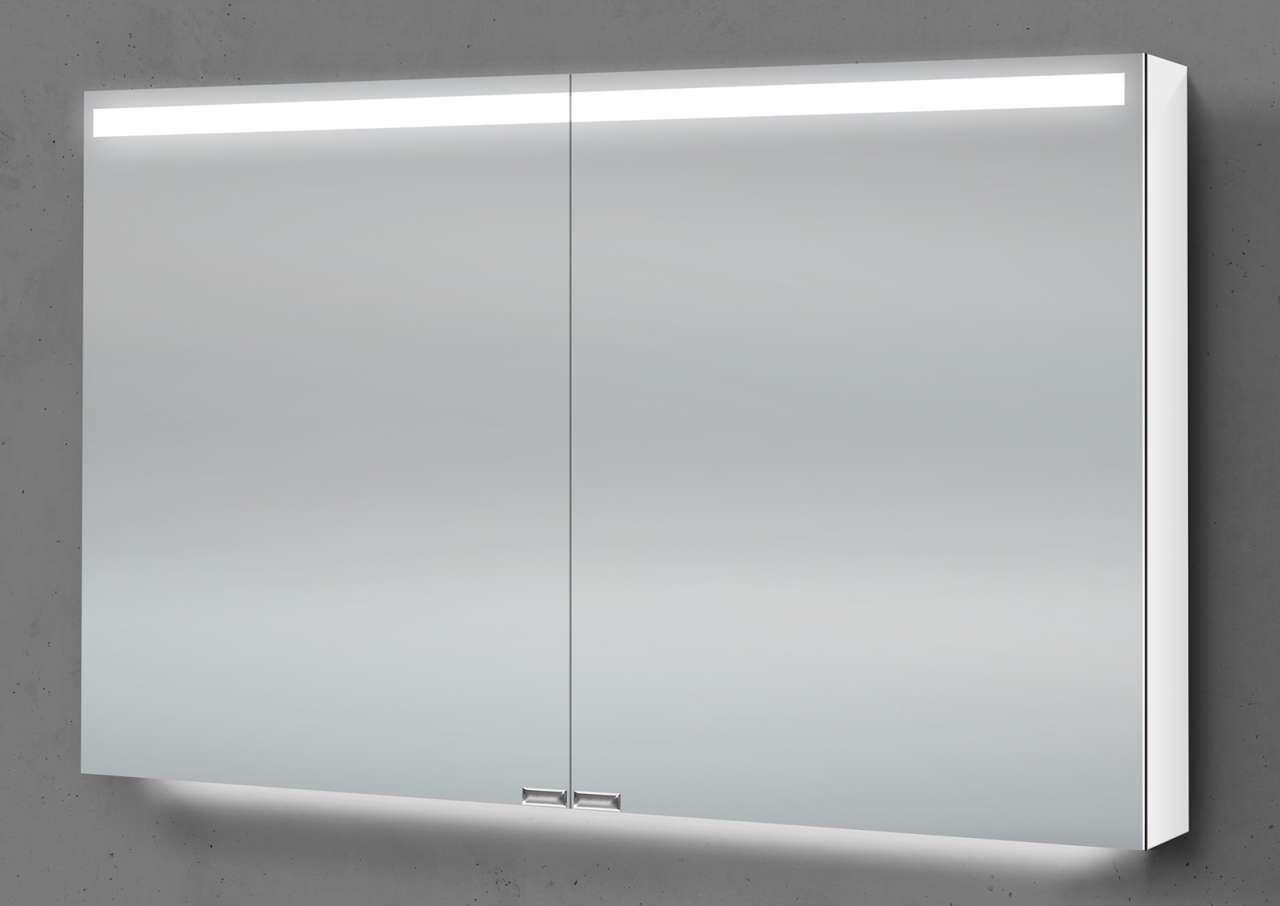 Intarbad spiegelschr nke f rs bad online kaufen m bel for Spiegelschrank 110 cm breit