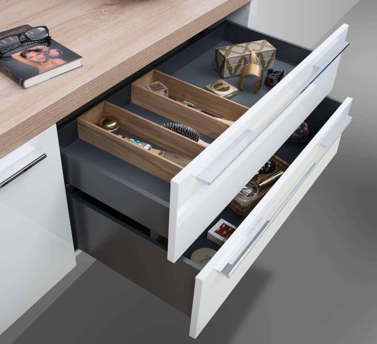 Waschtischplatte nach Maß Design Badmöbel Set mit Waschbecken | eBay