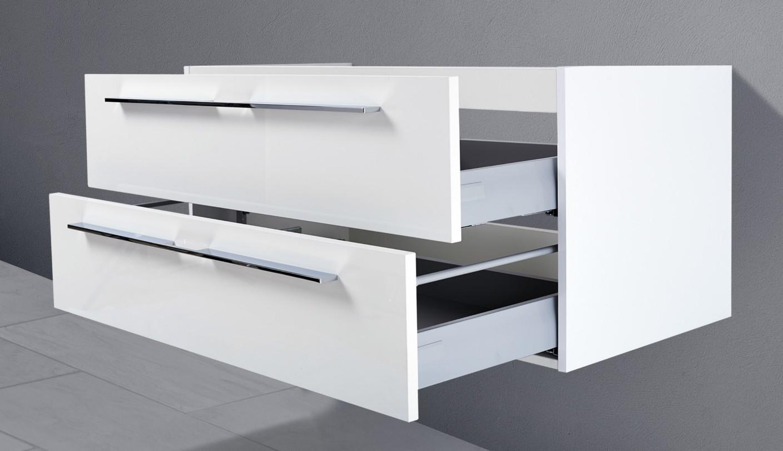 waschtisch unterschrank als zubeh r f r mystyle 130 cm doppelwaschtisch. Black Bedroom Furniture Sets. Home Design Ideas