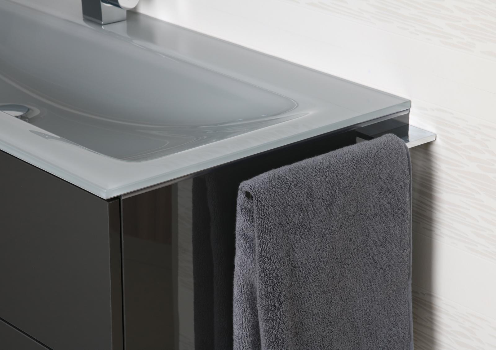 handtuchhalter bad chrom handtuchreling design bad accessoires badetuchstange. Black Bedroom Furniture Sets. Home Design Ideas