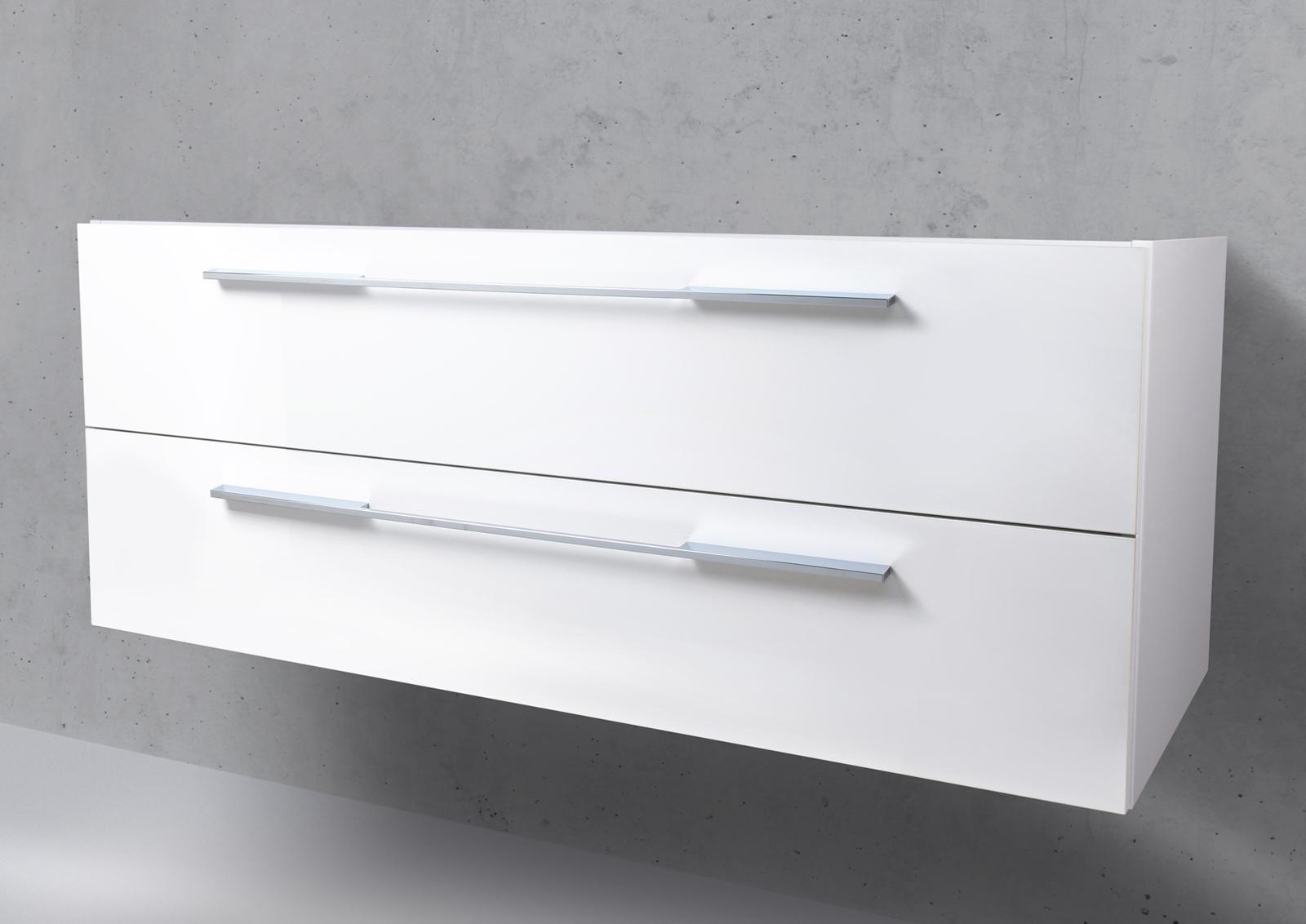 keramag icon 120 cm unterschrank zu doppelwaschtisch f r 1 ablauf waschbeckenunterschrank. Black Bedroom Furniture Sets. Home Design Ideas
