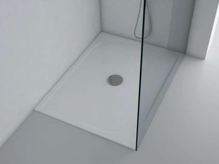 Duschtasse Bodengleich duschwanne 120x90cm andria mineralguss duschtasse flach bodengleich