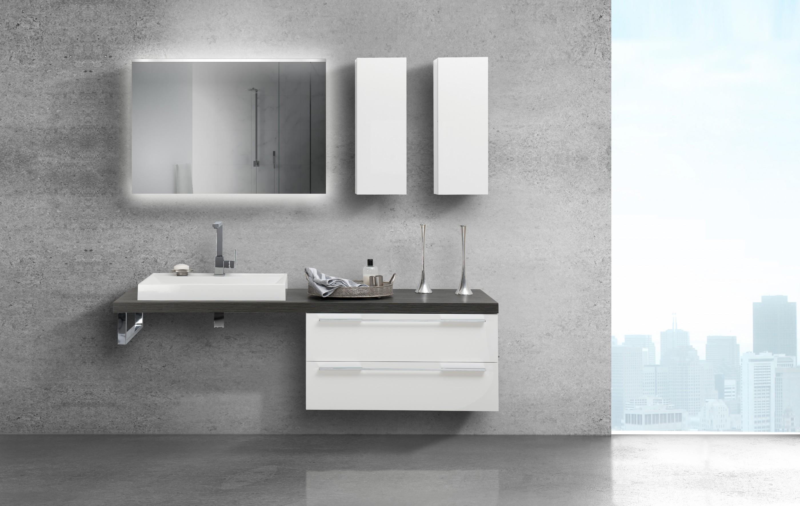 Badezimmermöbel Set Stehend | grafffit.com