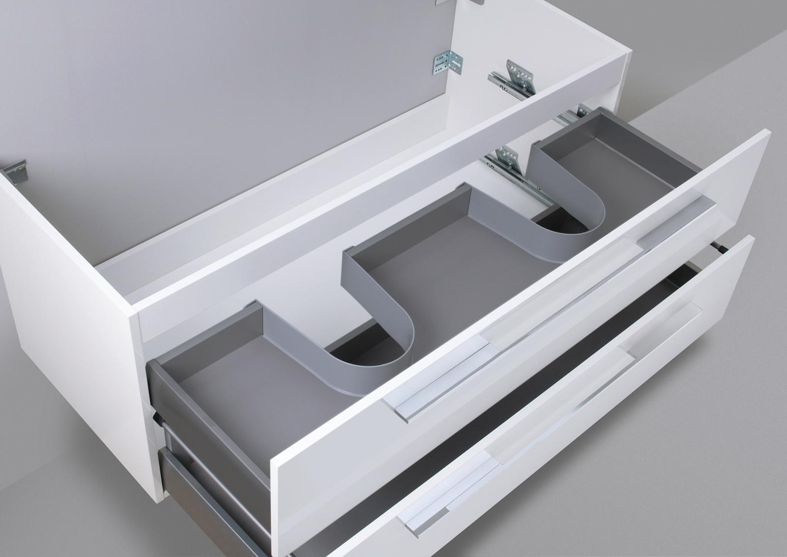 Waschtisch unterschrank als zubeh r f r mystyle 130 cm for Waschtisch mit unterschrank 120 cm