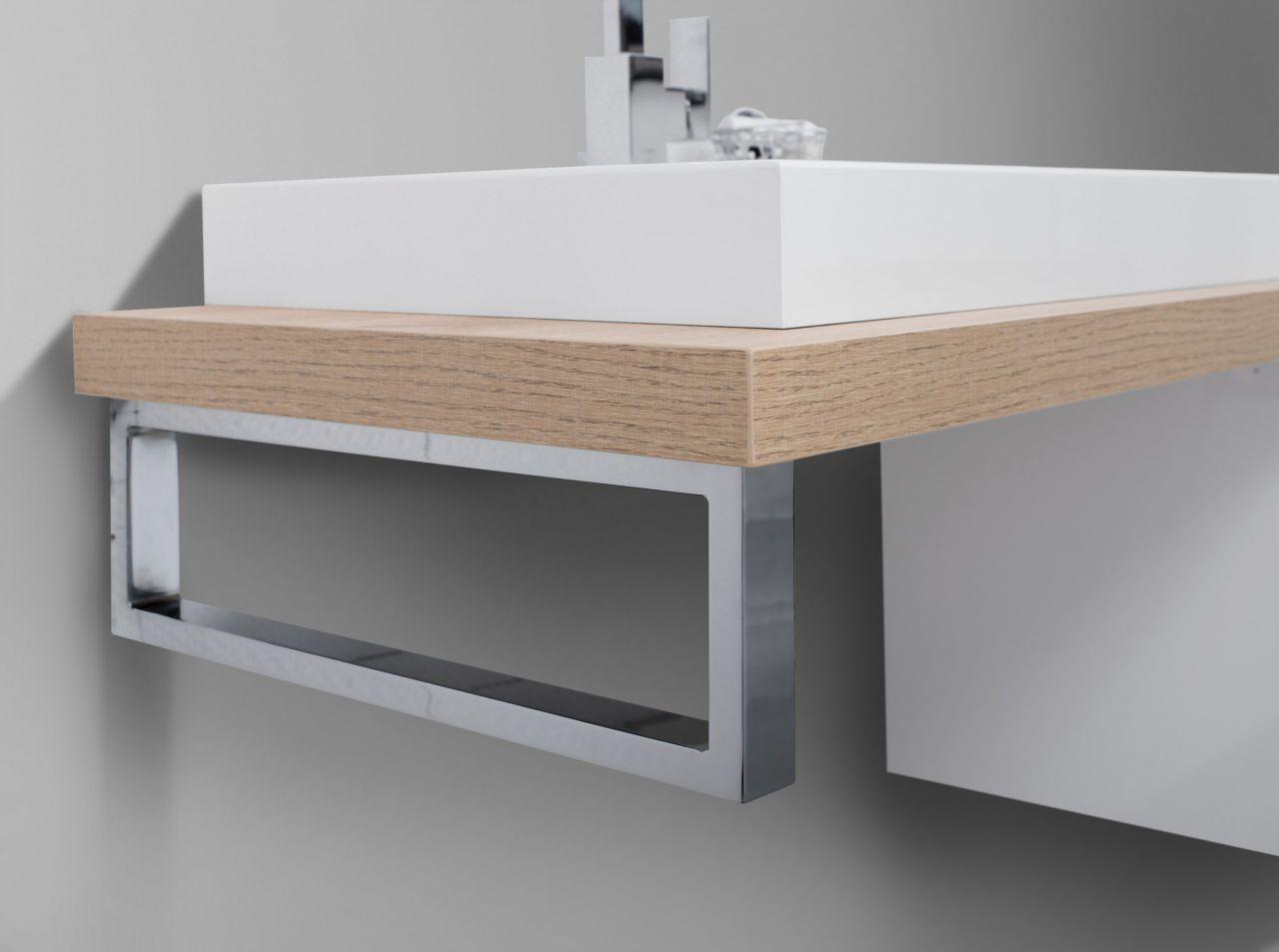design badezimmer set mit waschbecken und waschtischplatte nach ma in anthrazit ebay. Black Bedroom Furniture Sets. Home Design Ideas