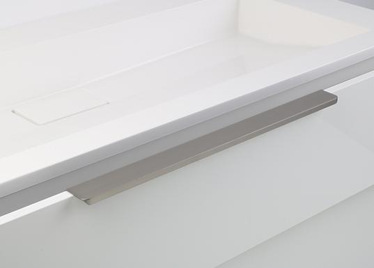 Griffleiste Edelstahl 500 mm (Art.Nr. 501L)