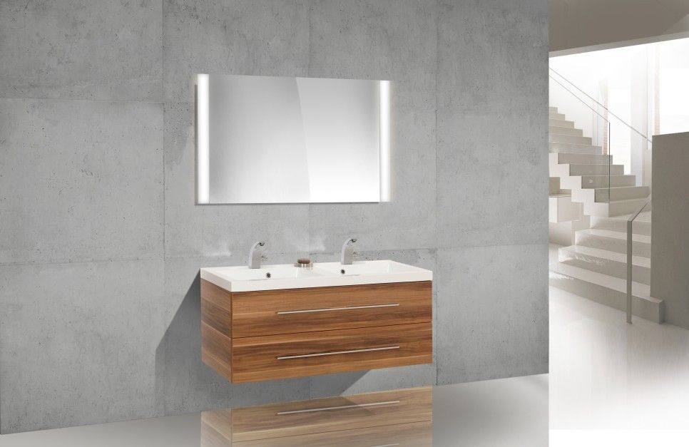 Design Badmöbel chrom nussbaum badmöbel sets kaufen möbel suchmaschine