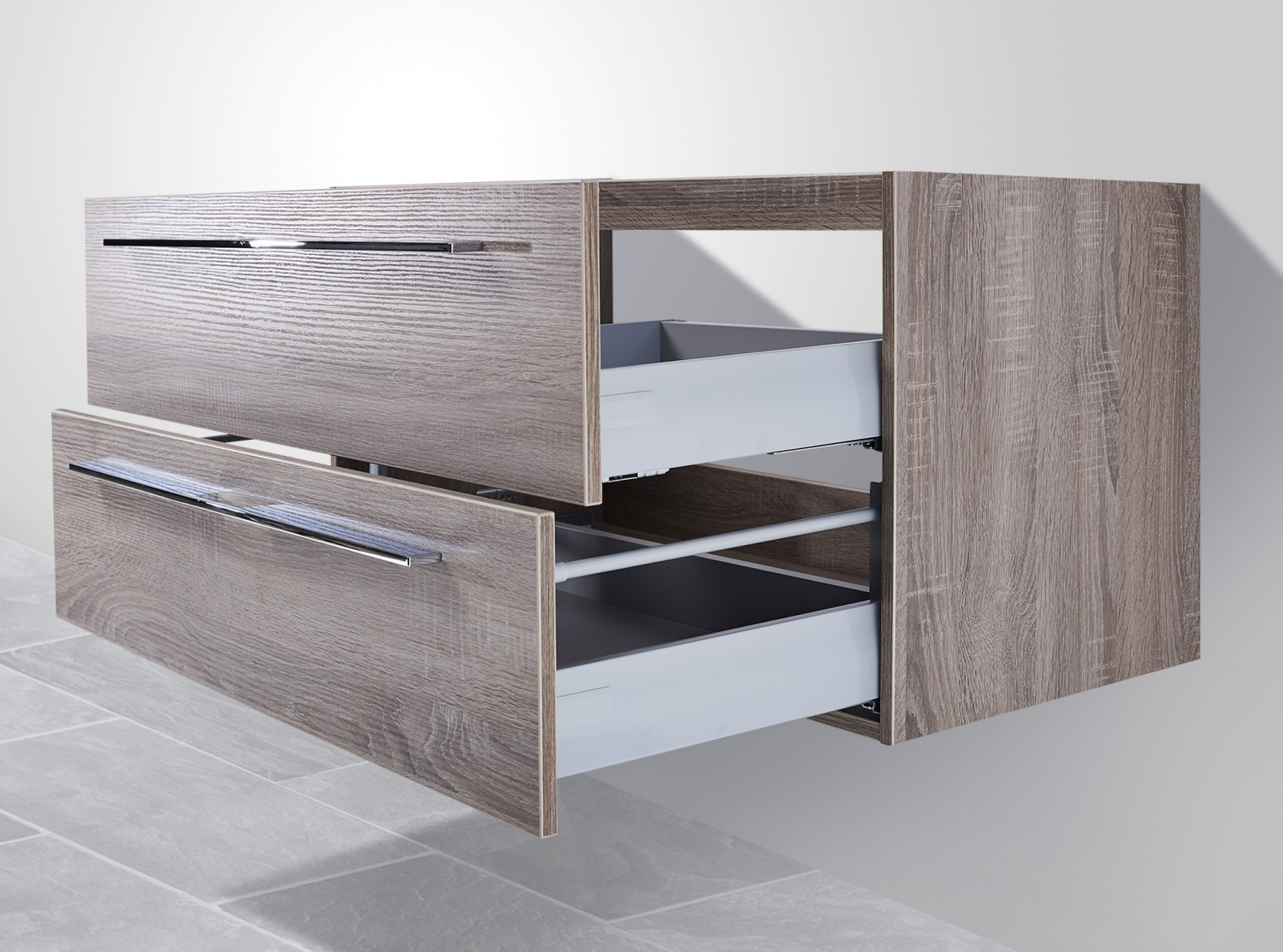 waschtisch unterschrank zu duravit vero 70 cm waschbeckenunterschrank. Black Bedroom Furniture Sets. Home Design Ideas