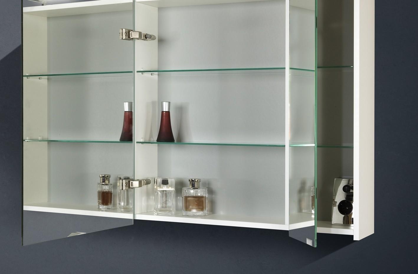 design badm bel set spiegelschrank 90 cm. Black Bedroom Furniture Sets. Home Design Ideas