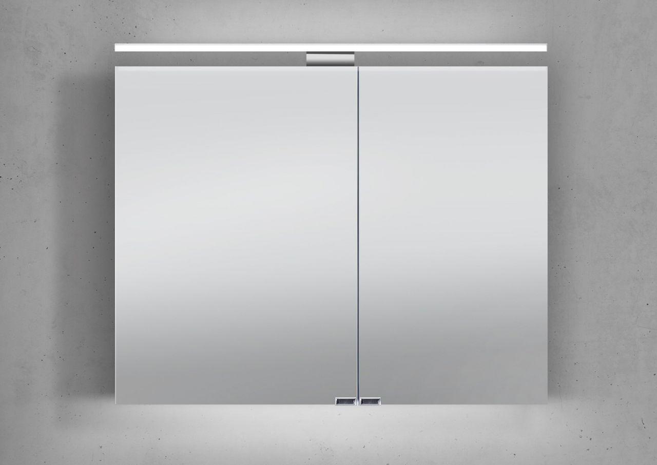 Badezimmer Spiegelschrank 90 - Design