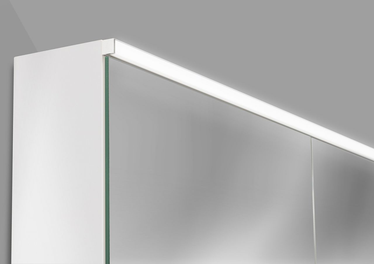 doppelwaschbecken 120cm badm bel eiche mit led spiegelschrank und unterschrank ebay. Black Bedroom Furniture Sets. Home Design Ideas
