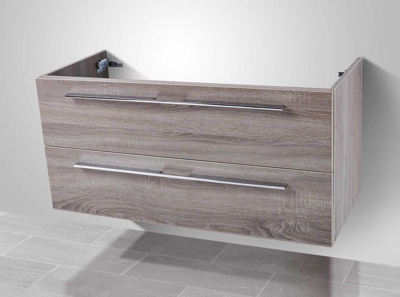 unterschrank zu keramag icon doppelwaschtisch f r 1. Black Bedroom Furniture Sets. Home Design Ideas